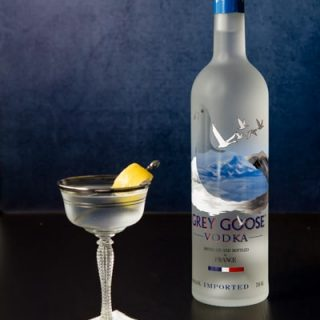 Grey Goose Martini – a Vodka Martini with a Twist